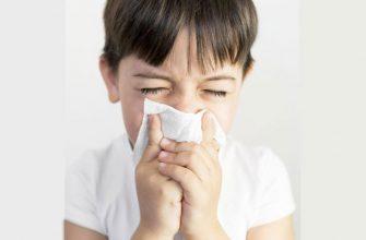 Лечение коронавируса у детей